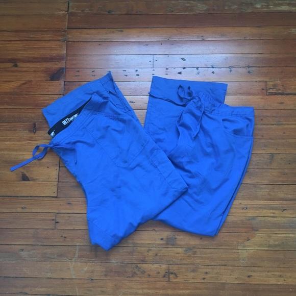 60ea9df33f5 Grey's Anatomy Pants - Grey's Anatomy Scrub Pants Lot of 2 3XL Royal Blue